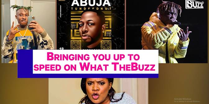 Fate Of Alakada, Tunde Ednut Birthday Party And More Gist On #WhatTheBuzz This Week - Boomplay