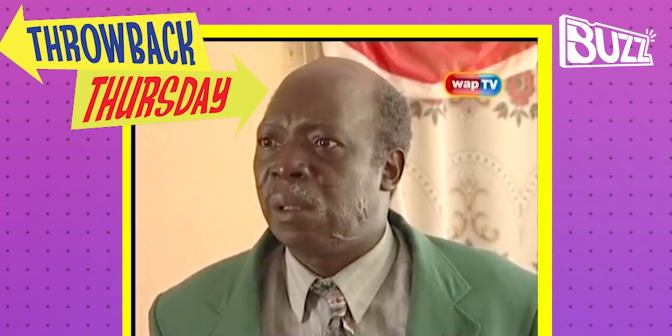 Papa Ajasco is our #Throwbackthursday tv show of the day - Boomplay