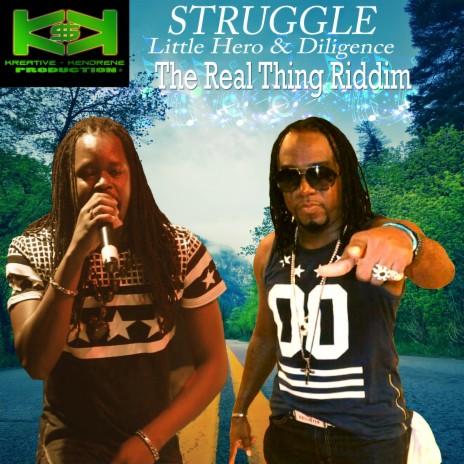 Struggle ft. Little Hero-Boomplay Music