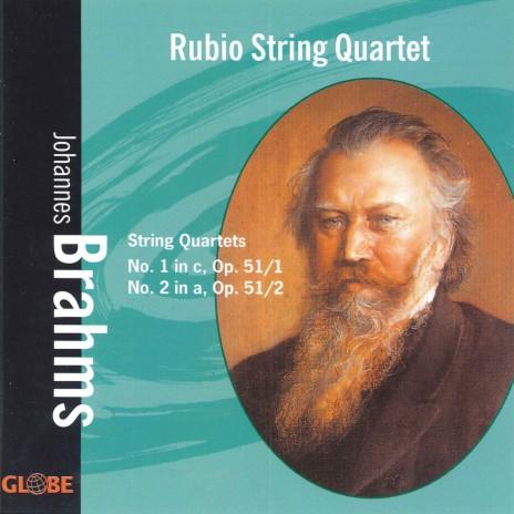 String Quartet No. 1 in C Minor, Op. 51: I. Allegro