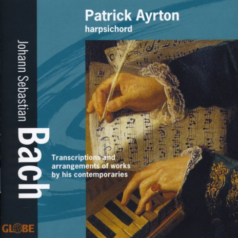 Harpsichord Concerto in G Minor, BWV 985: II. Adagio