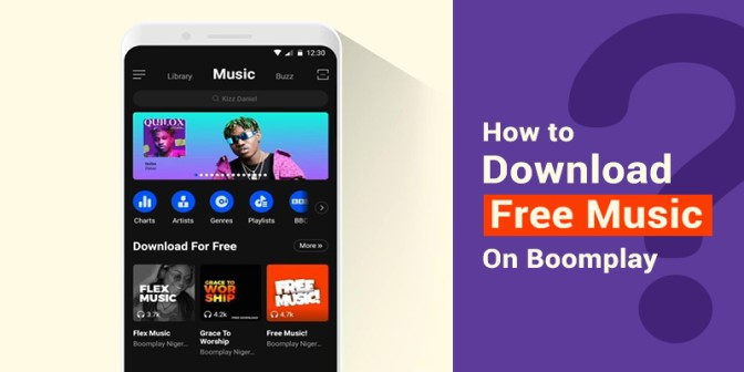 How to Download Free Music on Boomplay - Boomplay