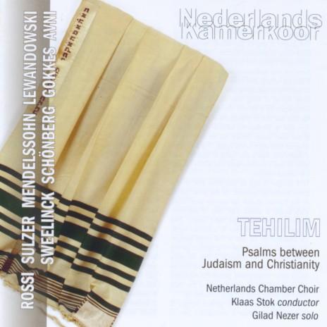 Quand Israël hors d'Egypte sortit (Psalm 114) ft. Gilad Nezer