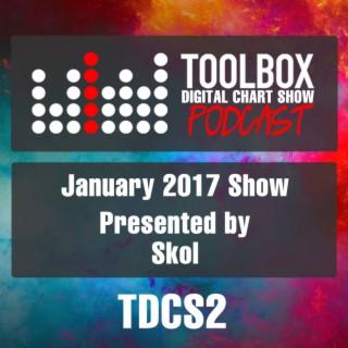 Toolbox Digital Chart Show - January 2017 - Boomplay