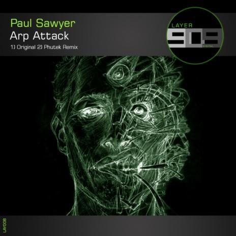 Arp Attack (Phutek Remix)-Boomplay Music