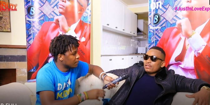 Buzz Exclusive With Otile Brown /Talks Just In Love Album, Life, Future Plans - Boomplay