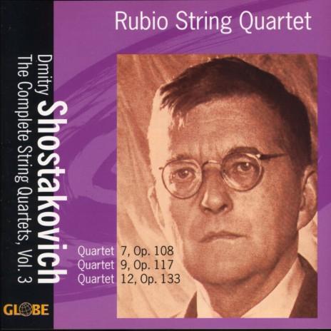 String Quartet No. 7 in F Sharp Minor, Op. 108: II. Lento