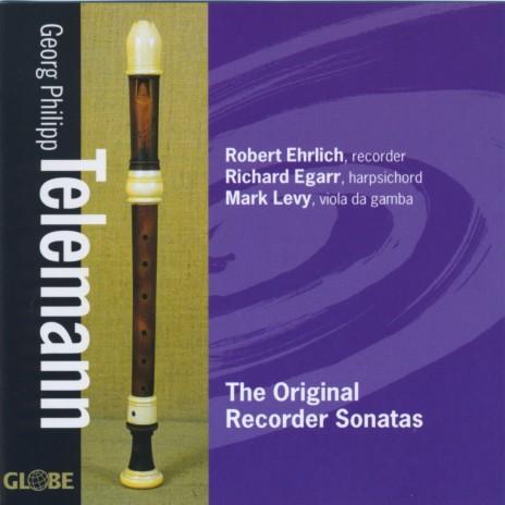 Canonic Sonata in A Major, TWV 41: II. Allegro ft. Richard Egarr & Mark Levy