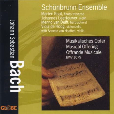 Musikalisches Opfer, BWV 1079: Canon a 2 per tonos
