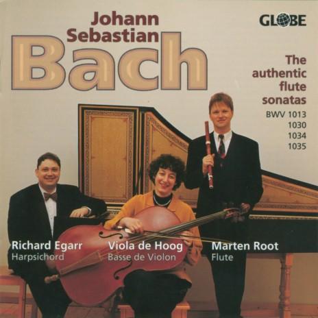 Sonata for Flauto Traverso and Basso Continuo in E Minor, BWV 1034: II. Allegro ft. Viola de Hoog