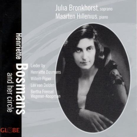 Folks Song Arrangements: Entre le boeuf et l'âne gris ft. Julia Bronkhorst