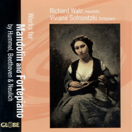 Sonata in G Major for Fortepiano and Mandolin: IV. Theme and Variations, Andante ft. Richard Walz