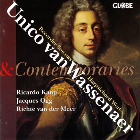Sonate in D Major Op. 6, No.1: II. Vivace ft. Ricardo Kanji & Richte van der Meer