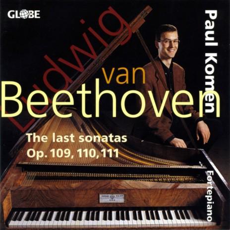 Piano Sonata No. 32 in C Minor, Op. 111: I. Maestoso - Allegro con brio appassionata