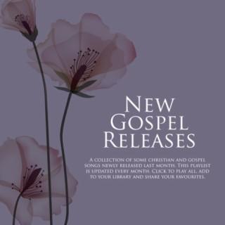 New Gospel Releases - Boomplay