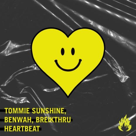 Heartbeat (Original Mix) ft. Benwah & Breikthru-Boomplay Music