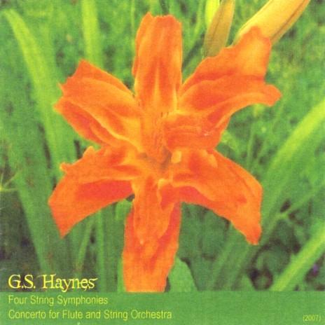 String Symphony Harvest: III.