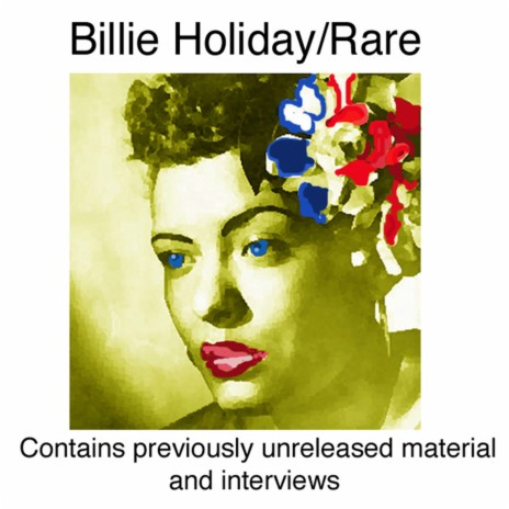 Very Rare Billie Holiday Interview Pt. 1-Boomplay Music
