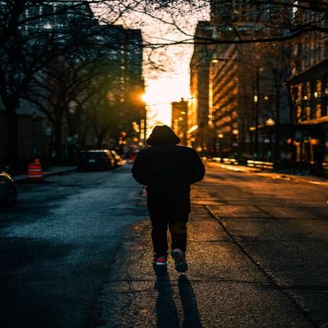 Walking On Streets