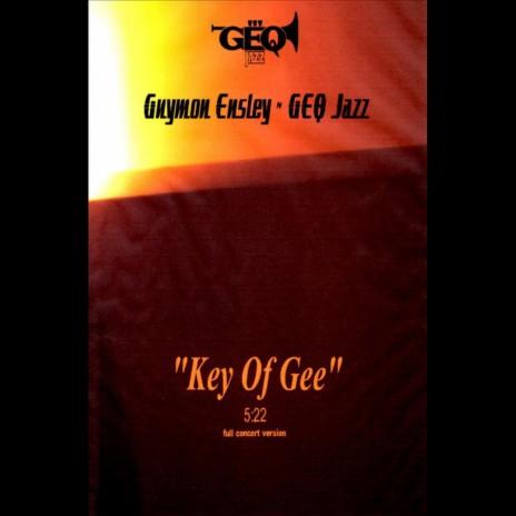 Key of Gee ft. GEQ Jazz