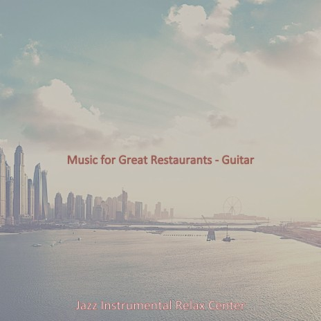 Brilliant Ambiance for Outdoor Dining-Boomplay Music