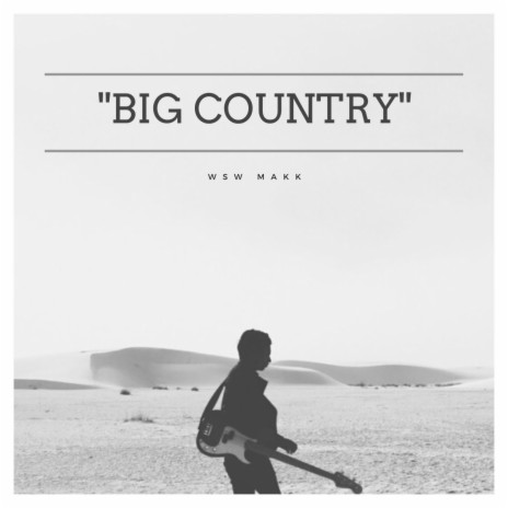 BIG COUNTRY (Instrumental)