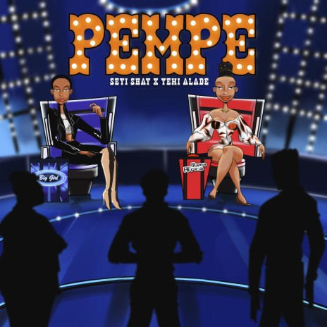 Pempe ft. Yemi Alade