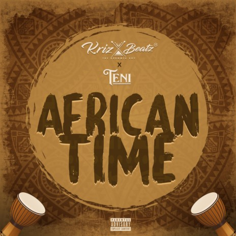African Time ft. Teni-Boomplay Music