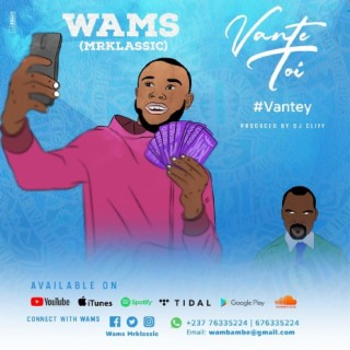 Vante Toi (Vantey) - Boomplay