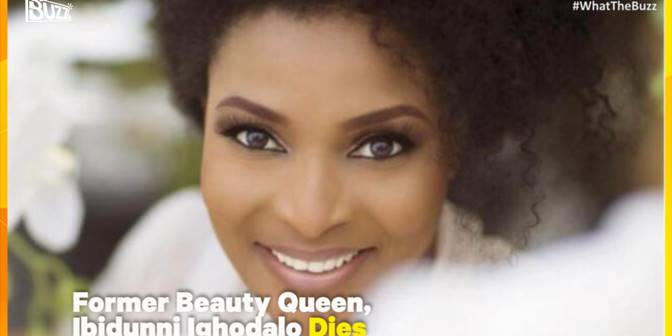 What the buzzthis week;Former Beauty Queen, Ibidunni Ighodalo Dies and other stories - Boomplay
