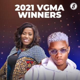 2021 VGMA Winners