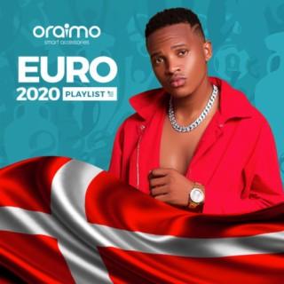 Euro 2020: Platform Cheers for Denmark