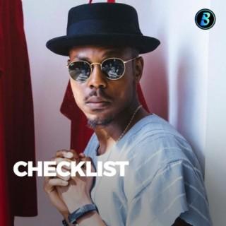 Checklist-Boomplay Music