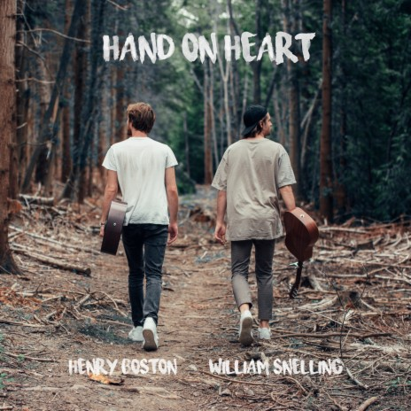 Hand On Heart ft. Henry Boston-Boomplay Music
