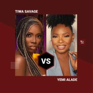 Tiwa Savage vs Yemi Alade