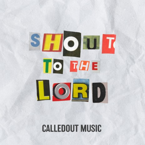 Shout to the Lord-Boomplay Music