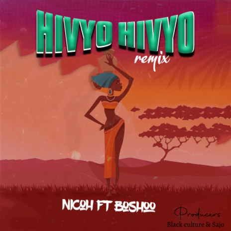 Hivyo Hivyo Remix ft. Boshoo-Boomplay Music
