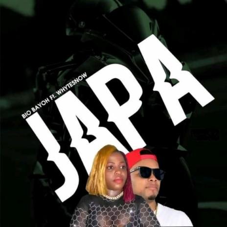 Japa (feat. WhyteSnow)-Boomplay Music