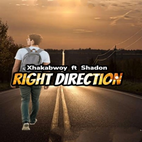 RIGHT DIRECTION (feat. Shadon)-Boomplay Music