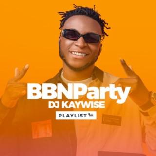 BBNaija S5 - Party: DJ Kaywise