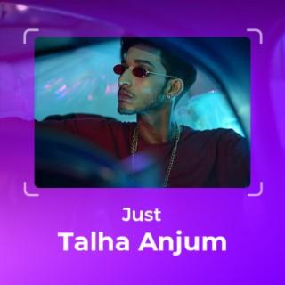 Just: Talha Anjum