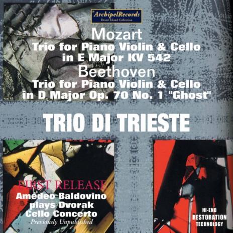 Piano Trio in D Major, Op. 70 No. 1