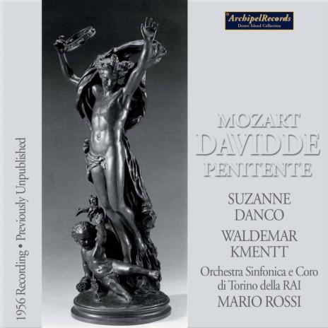 Davidde penitente, K. 469: No. 9, Tutte le mie speranze (Live)
