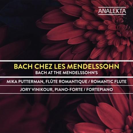 Flute Sonata in G Minor, Wq. deest (Attrib. J.S. Bach, BWV 1020): II. Adagio ft. Jory Vinikour