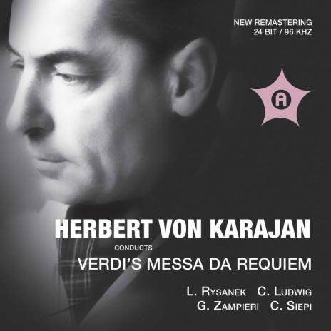 Messa da Requiem: No. 7 Libera Me: Libera me, Domine, de morte æterna,