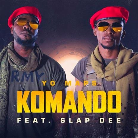 Komando ft. Slapdee-Boomplay Music
