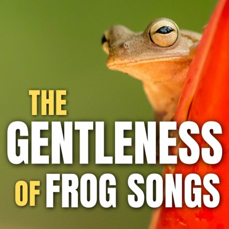 Frog Sounds ft. Sleep Crickets & Relaxing Music Therapy