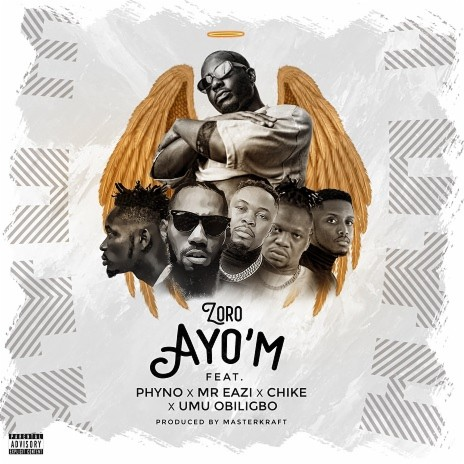 AYO'M (feat. Phyno, Mr Eazi, Chike & Umu Obiligbo)