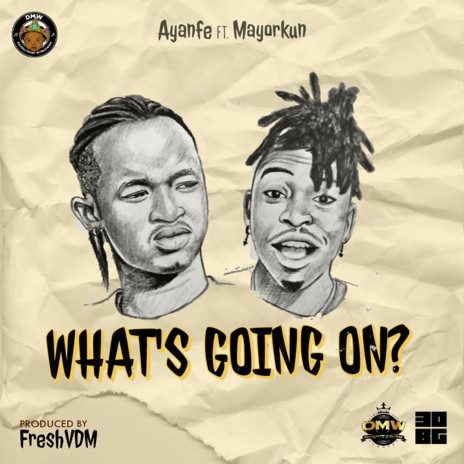 What's Going On ft. Mayorkun