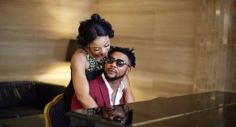 "OritseFemi Features Wife In New Music Video ""Kiss A Bride"" - Boomplay"